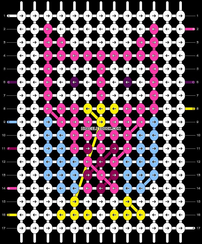 Alpha pattern #15552 pattern