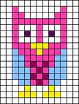 Alpha Friendship Bracelet Pattern #15552