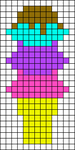 Alpha pattern #15555