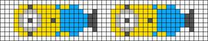 Alpha pattern #15556