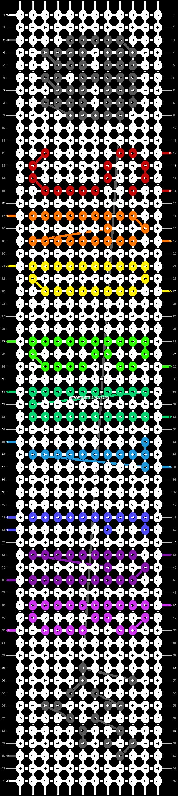 Alpha pattern #15563 pattern