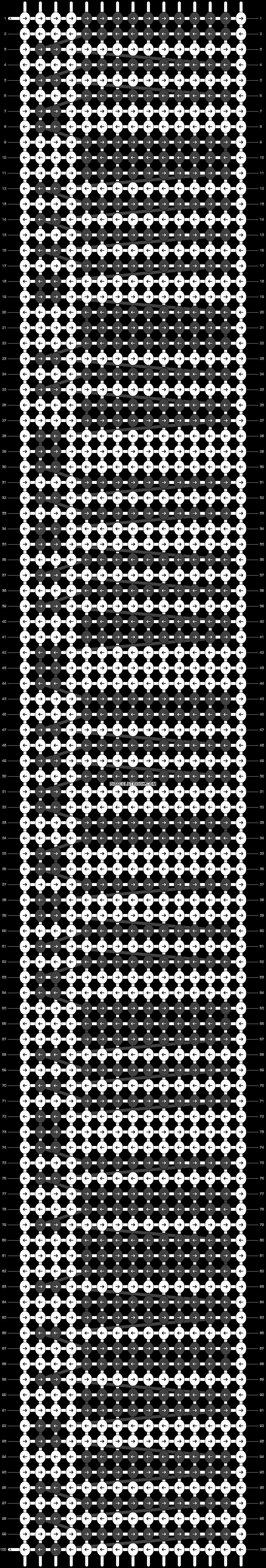 Alpha pattern #15571 pattern