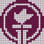 Alpha pattern #15578
