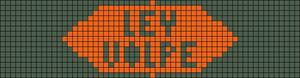 Alpha pattern #15580
