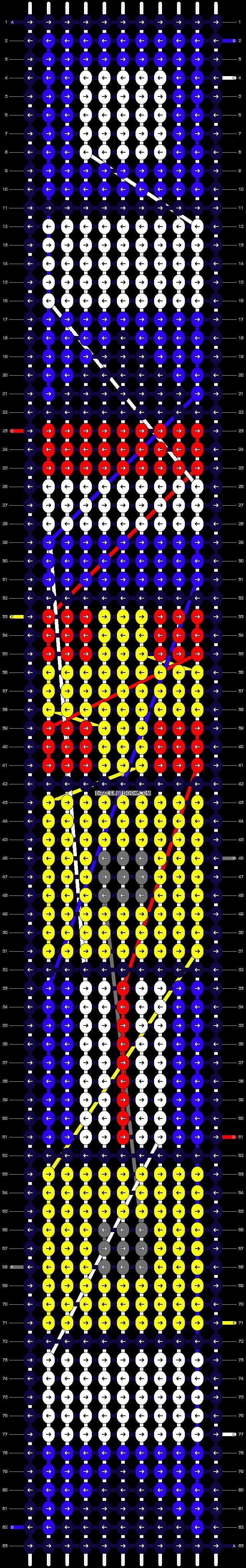 Alpha pattern #15582 pattern