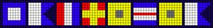 Alpha pattern #15582