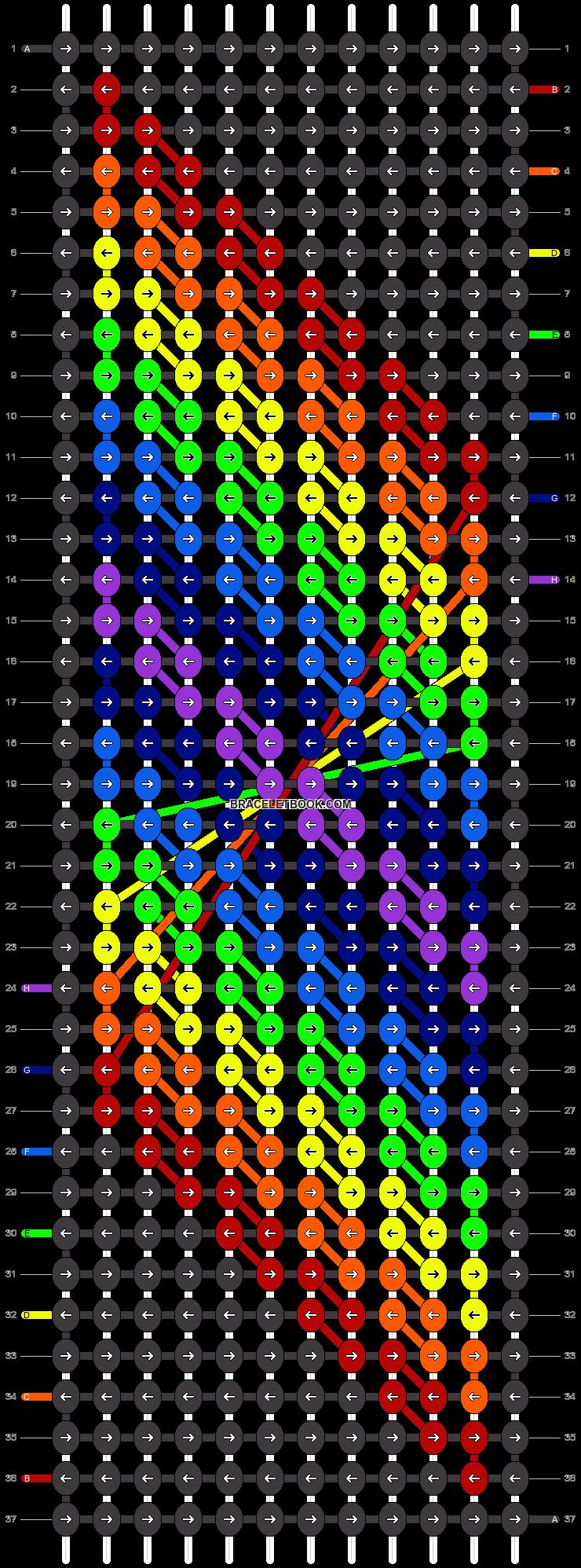 Alpha pattern #15601 pattern