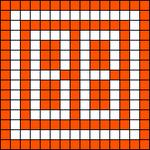 Alpha pattern #15605