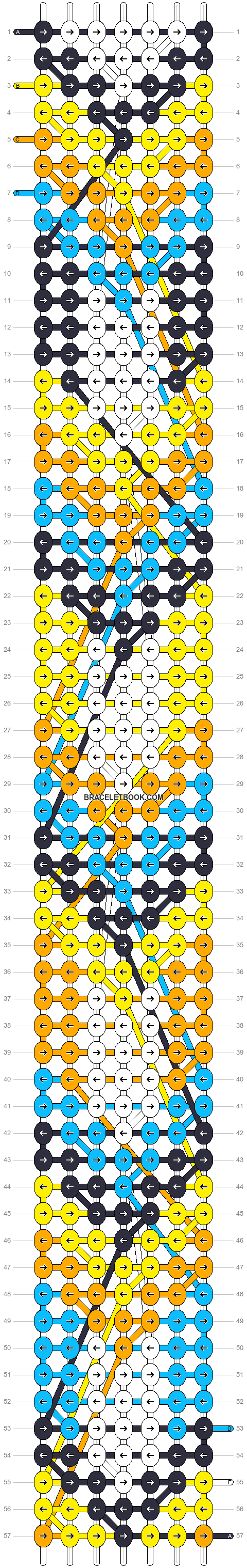 Alpha pattern #15608 pattern