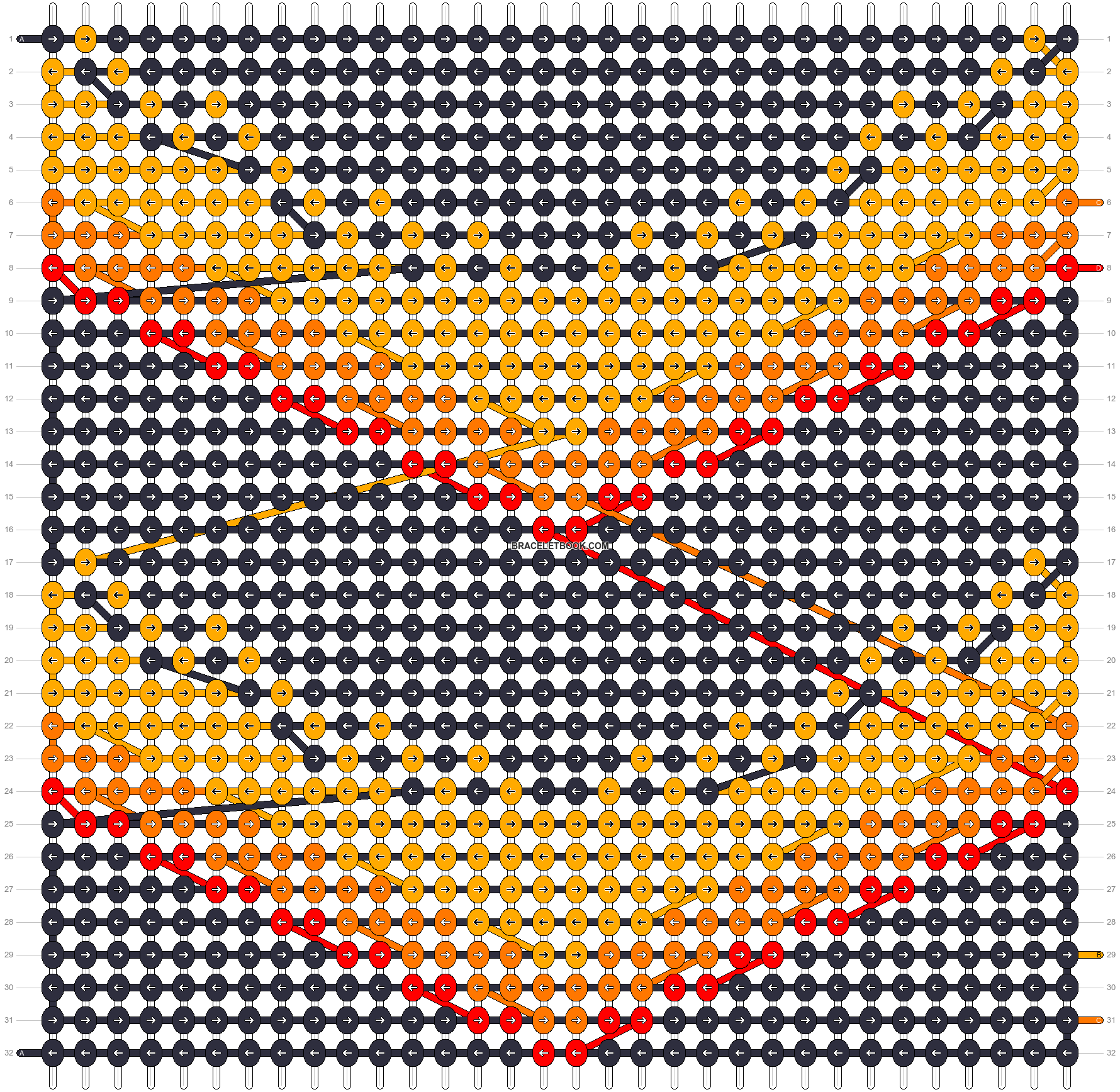 Alpha pattern #15613 pattern
