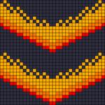Alpha pattern #15613
