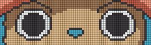 Alpha Friendship Bracelet Pattern #15614