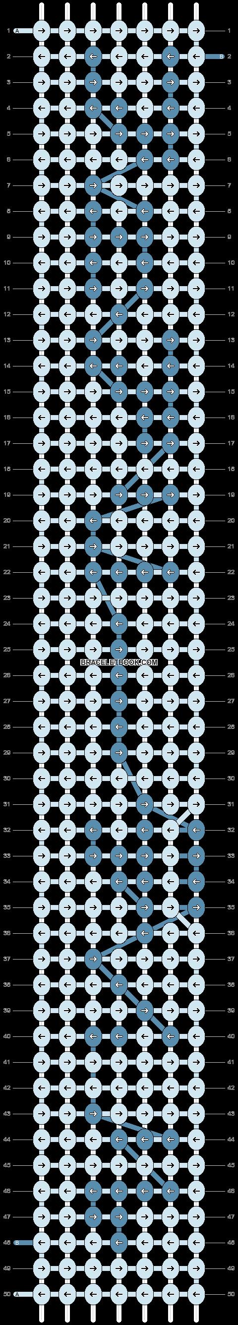 Alpha pattern #15621 pattern