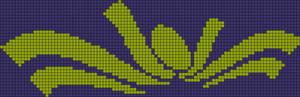 Alpha Friendship Bracelet Pattern #15648