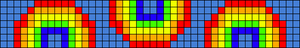 Alpha pattern #15665