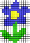 Alpha pattern #15688
