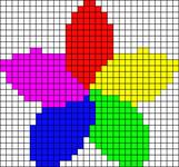 Alpha pattern #15689