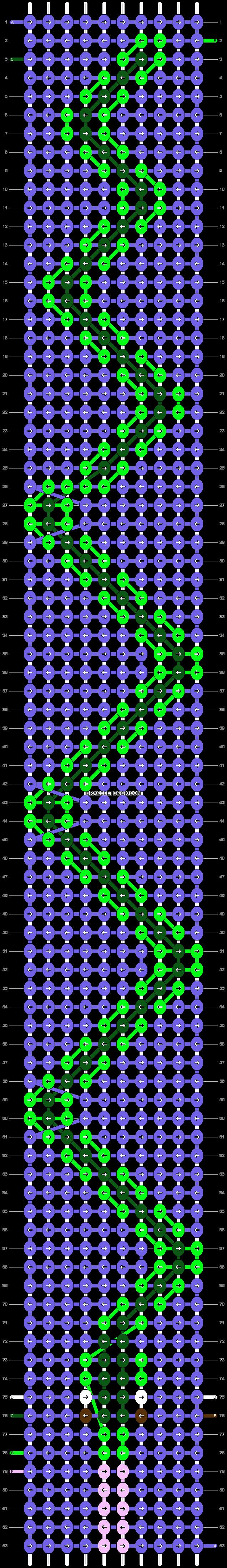 Alpha pattern #15702 pattern