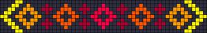 Alpha pattern #15712