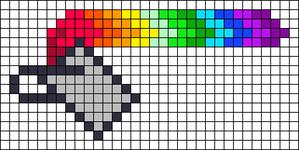 Alpha pattern #15744