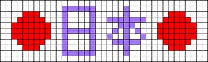 Alpha pattern #15745
