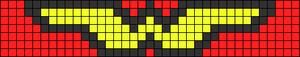 Alpha Friendship Bracelet Pattern #15750