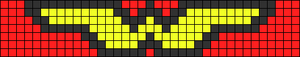 Alpha pattern #15750