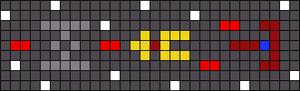 Alpha pattern #15752