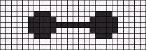 Alpha Friendship Bracelet Pattern #15758