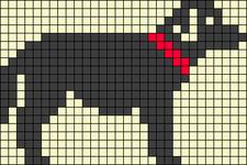 Alpha pattern #15759