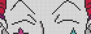Alpha Friendship Bracelet Pattern #15760