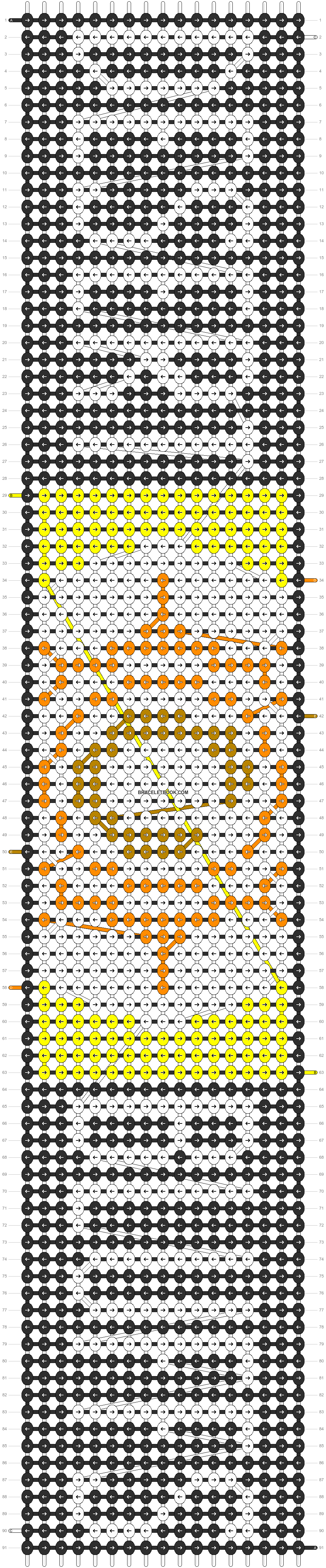 Alpha pattern #15765 pattern