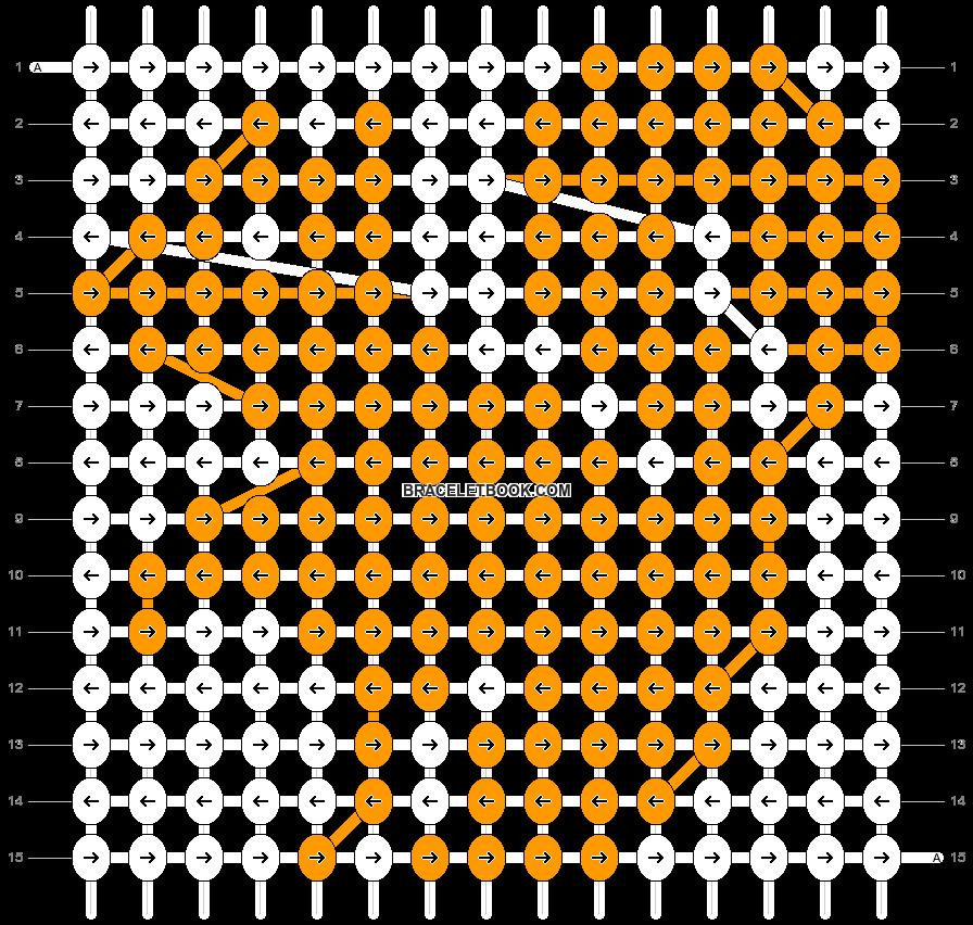 Alpha pattern #15774 pattern