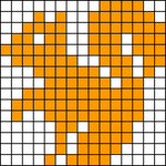 Alpha pattern #15774