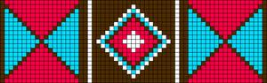 Alpha pattern #15783