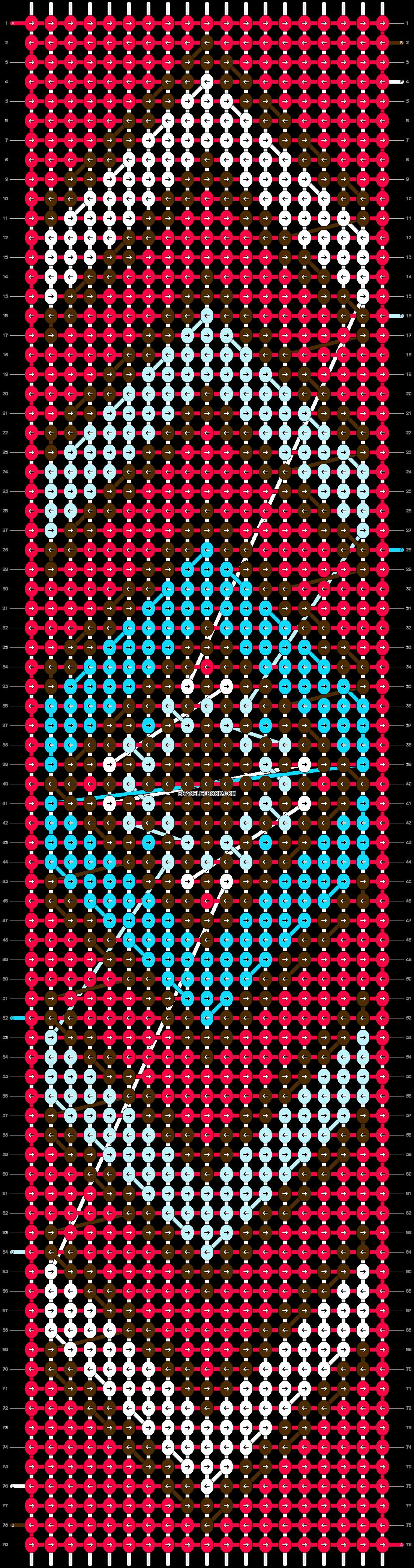Alpha pattern #15784 pattern