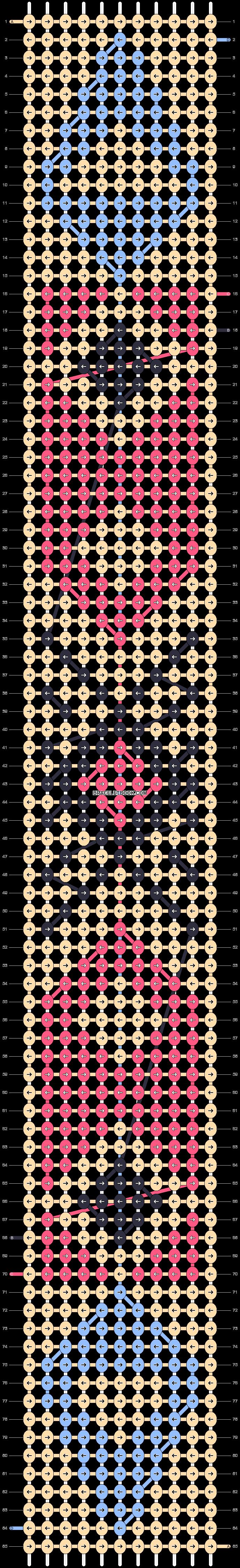 Alpha pattern #15785 pattern