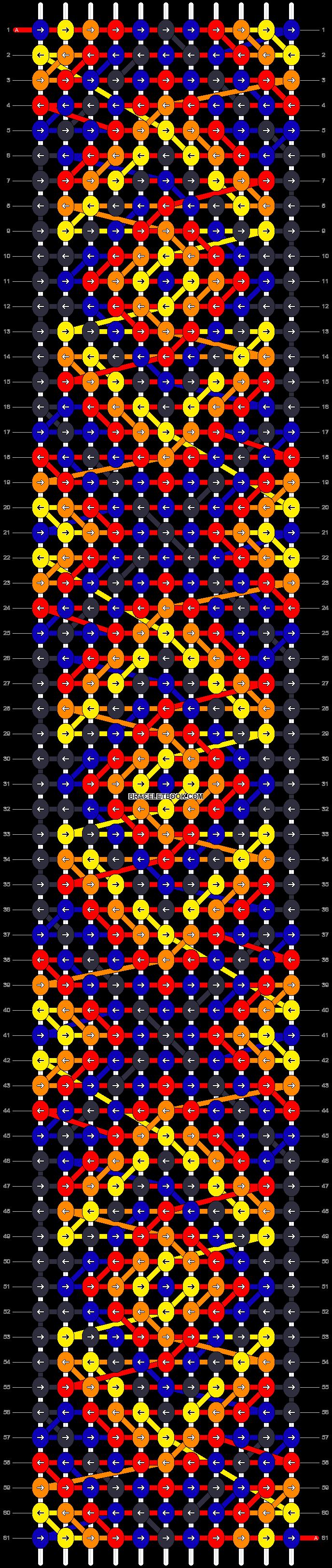 Alpha pattern #15787 pattern