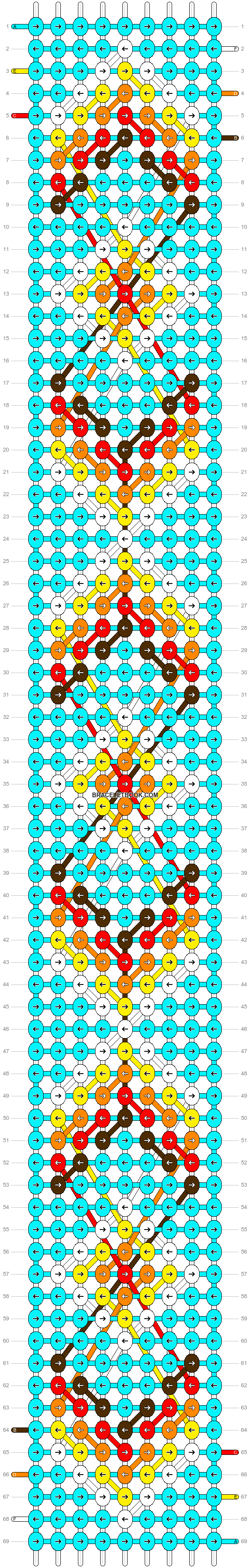 Alpha pattern #15788 pattern