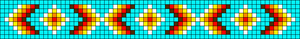 Alpha pattern #15788