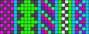 Alpha pattern #15795