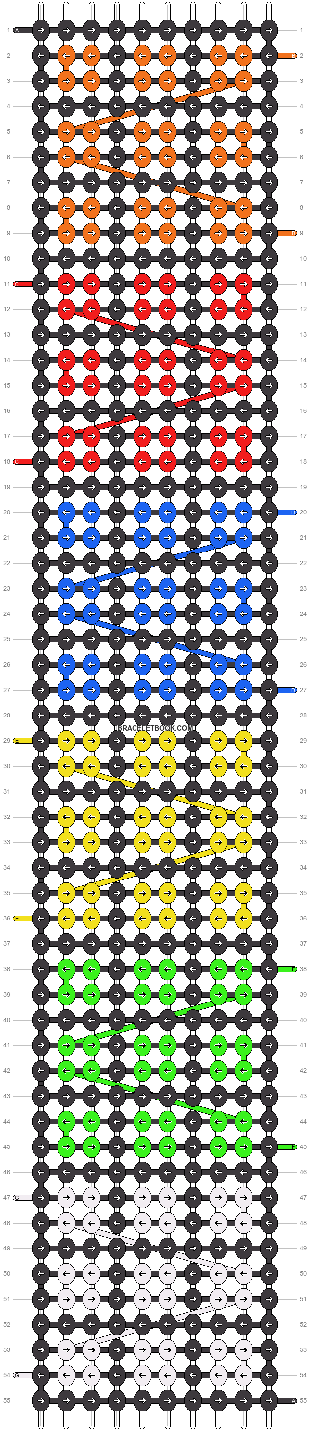 Alpha pattern #15804 pattern
