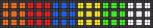 Alpha pattern #15804
