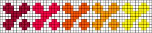 Alpha pattern #15828