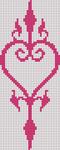 Alpha Friendship Bracelet Pattern #15832