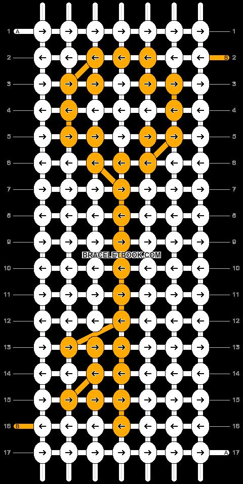 Alpha pattern #15849 pattern