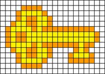 Alpha pattern #15850