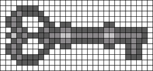 Alpha pattern #15868