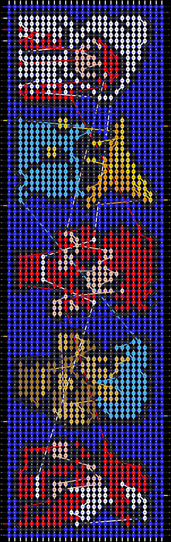 Alpha pattern #15870 pattern