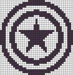Alpha pattern #15878